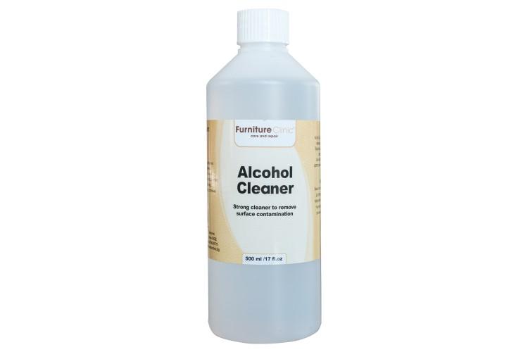 Алкохол за почистване на кожа
