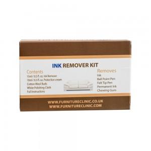 Препарат за премахване на мастило от кожа